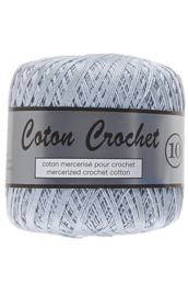 Coton Crochet 10 - Light Blue 011