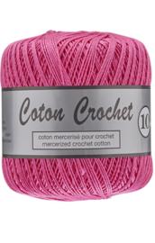 Coton Crochet 10 - Roze 020