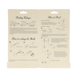 Opry Punch Needle set