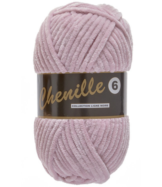 Chenille 6 - Old Pink