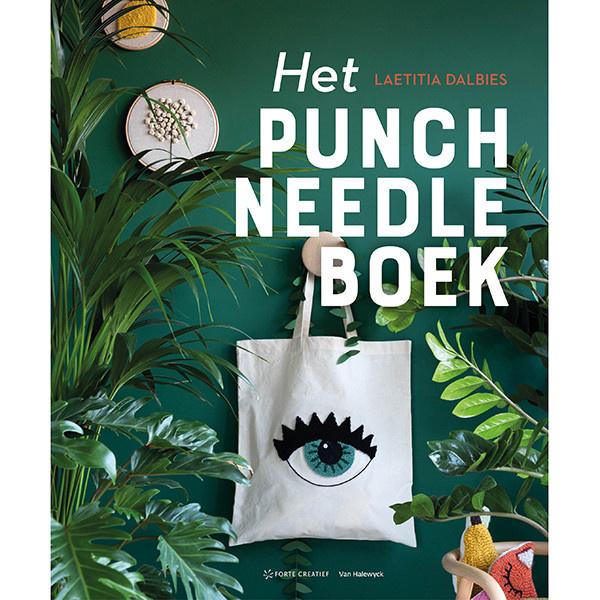 Het Punch Needle Boek - Laetitia Dalbied