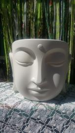 Buddha head chair