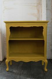 Ocher cabinet