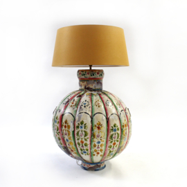 Hand-painted lamp base