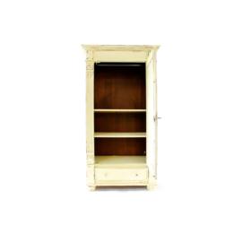 Soft yellow girls cabinet
