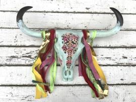 Ibiza skull roze