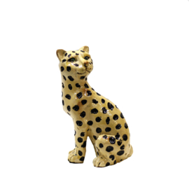 Panther figurine small