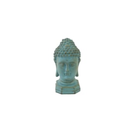 Buddha donker turquoise
