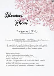 Bloesem Shoot 7 augustus