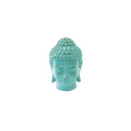 Buddha hoofd turquoise