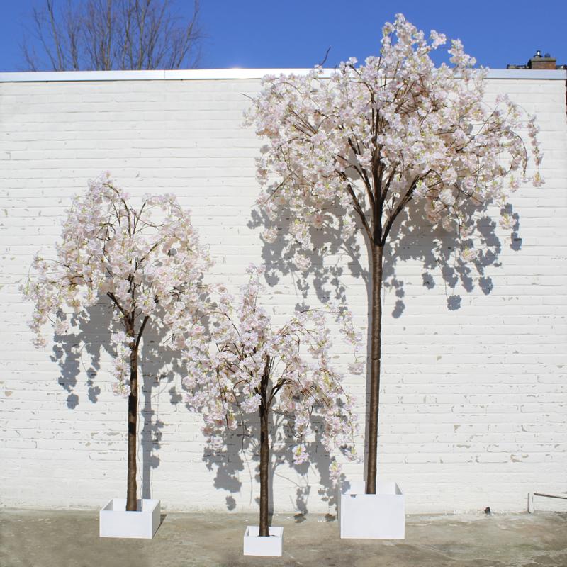 Bloesemboom met verlichting groot