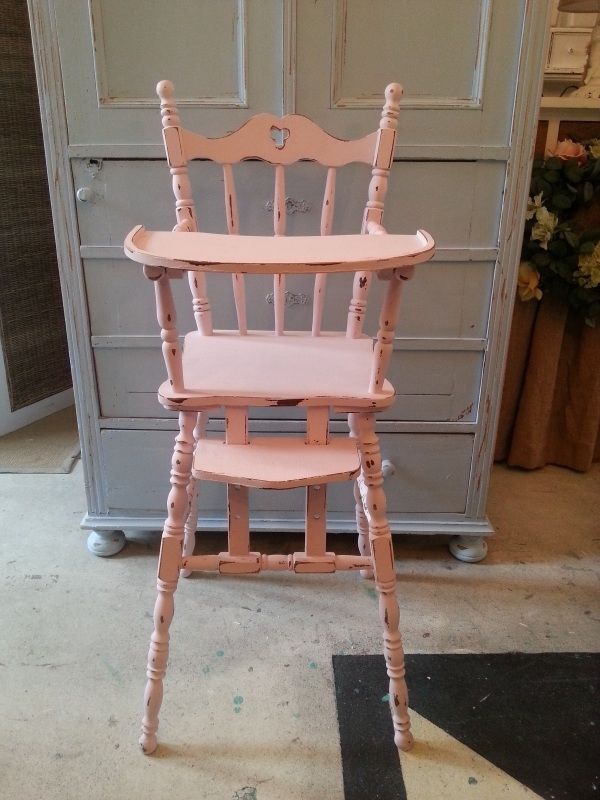 Brocante Kinder Stoel.Brocante Roze Kinderstoel Verkochte Artikelen Ma Maison