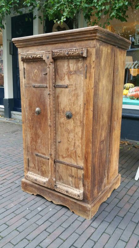 India Dresser With Shelf Sold