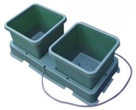 Autopot Easy to grow systeem uitbreiding ( 2 x pot 8.5 liter)