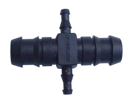 Autopot kruis verbinding 16mm - 6mm