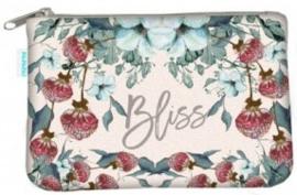 Klein portemonneetje Bliss - Papaya Art