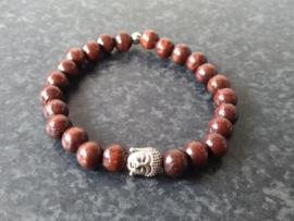 Armbandje met Boeddha kraal