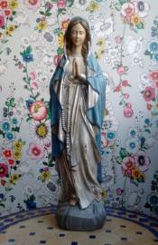 Set van drie Maria kaartjes
