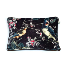 Kussen Birdy Flor - Imbarro