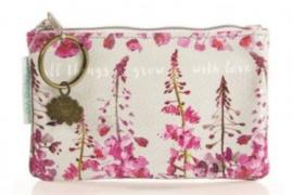Coin purse Bloom