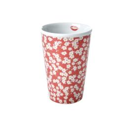 Rice porseleinen mok/ koffiebeker small flower print Large
