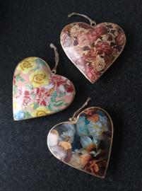 Grote harten - cadeau met liefde
