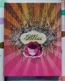 Notitieboek Bliss Papaya Art