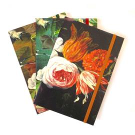 Set van drie notitieboekjes - Imbarro