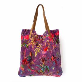 Shopper/tas van Imbarro - Berry
