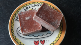 Amberblokjes uit Marrakesh- set van twee.