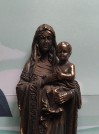 Mariabeeld Clayre en Eef