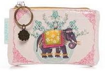 Klein portemonneetje Little elephant Papaya Art