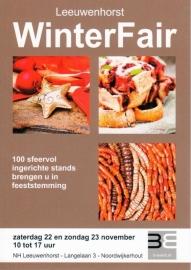 Opgeleukt aanwezig op WinterFair Noordwijkerhout op Zat. 22 en Zon. 23 november