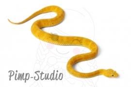 Strijkapplicatie Snake