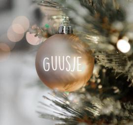 Naam voor op kerstbal*
