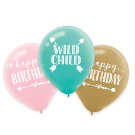 Wild Child Balonnen