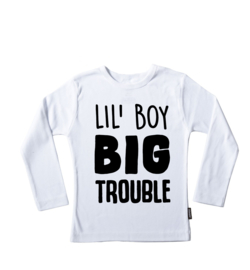 Lil' Boy BIG Trouble