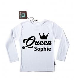 Queen- met eigen naam