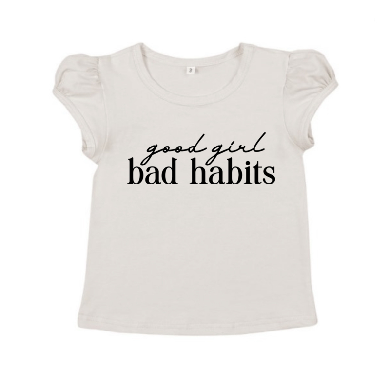 Good girl bad habits
