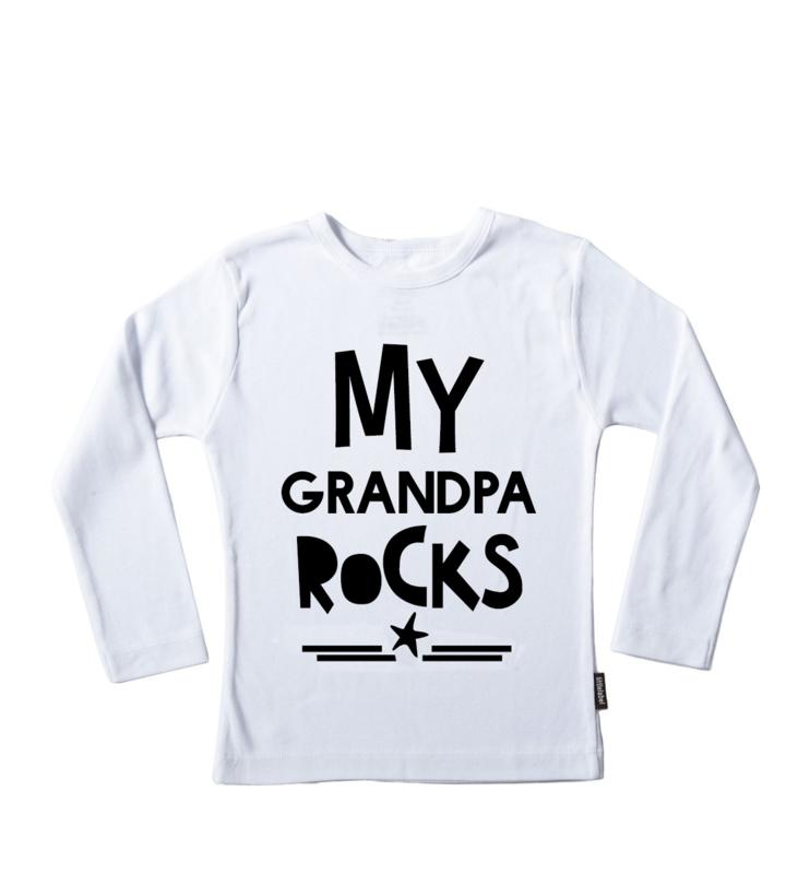 My Grandpa Rocks
