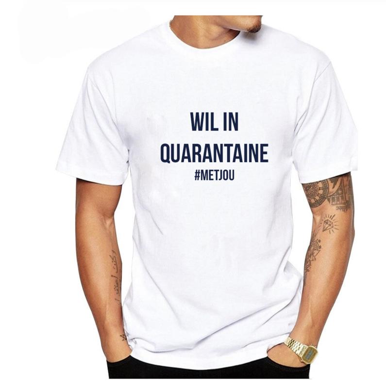 Wil in Quarantaine met jou !!