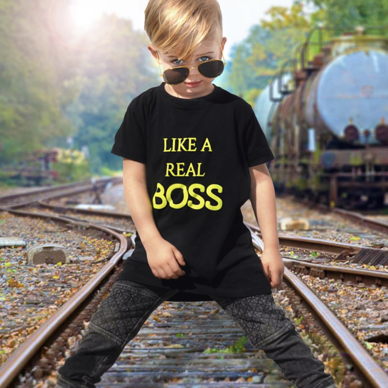 Like a Real Boss