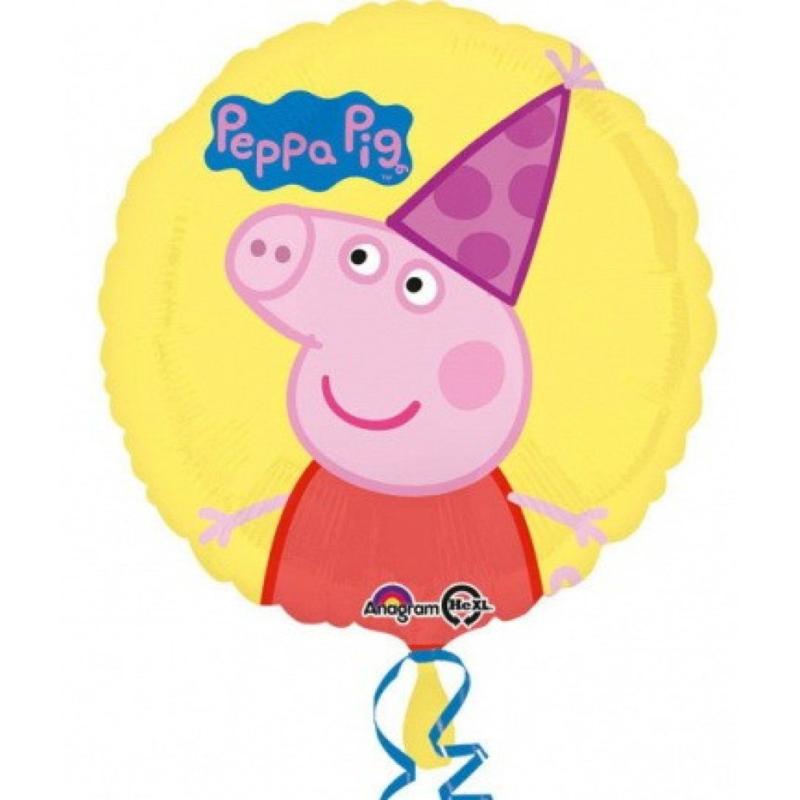 Peppa Pig Ballon