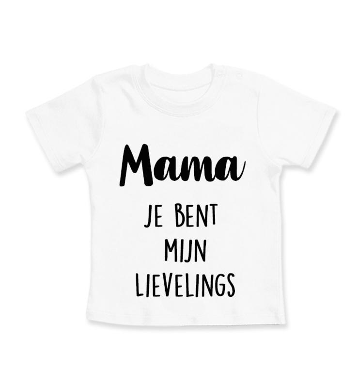 Mama jij bent mijn lievelings