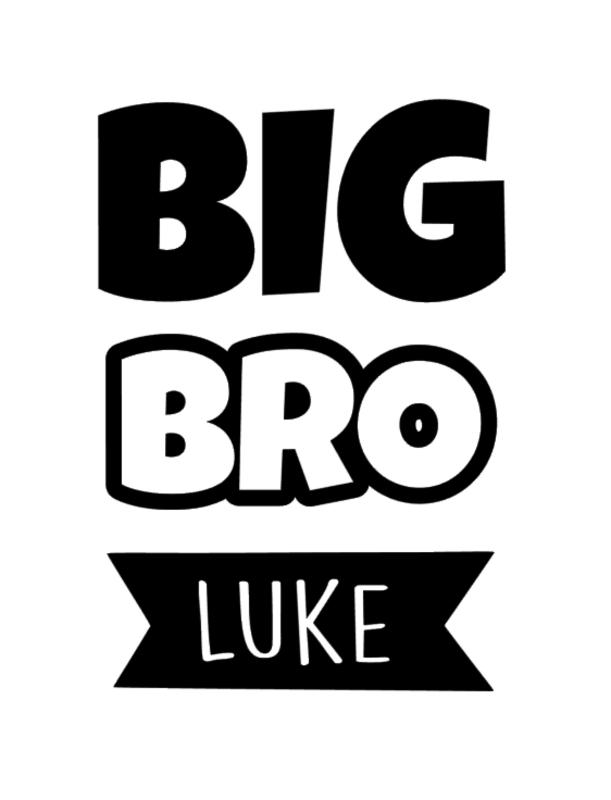 Big Bro !