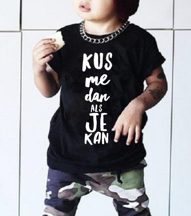Kus me dan als je kan