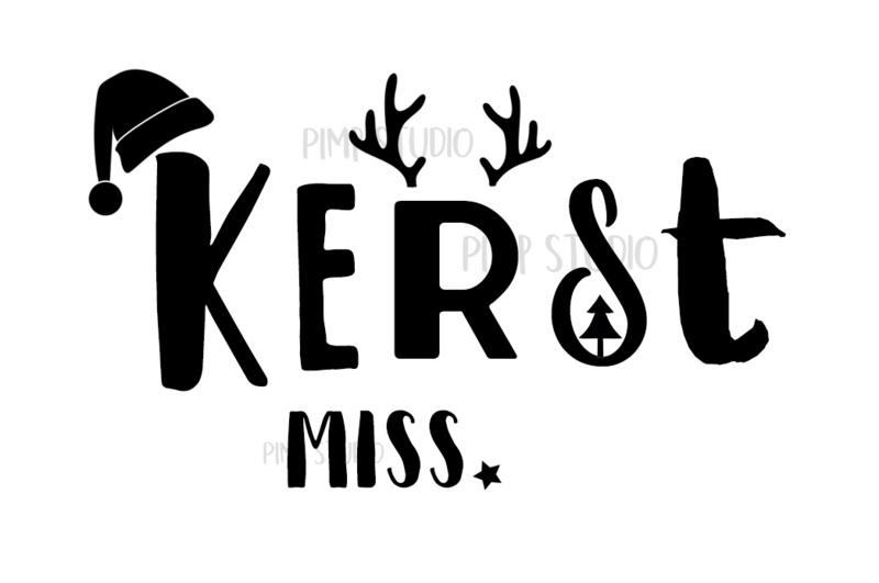 Kerst-miss