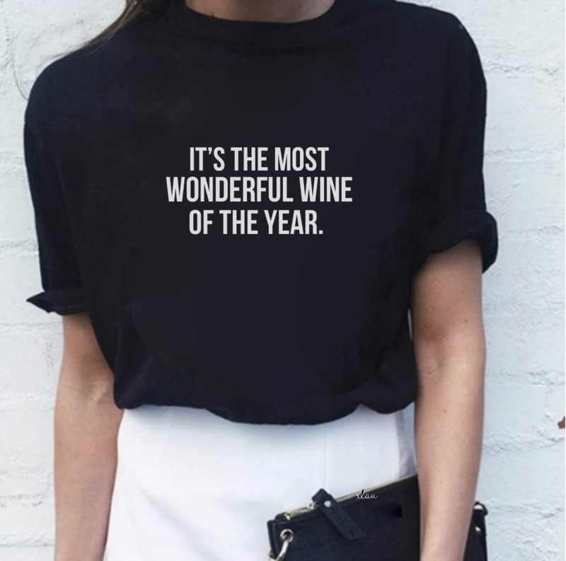It's the most wonderful wine