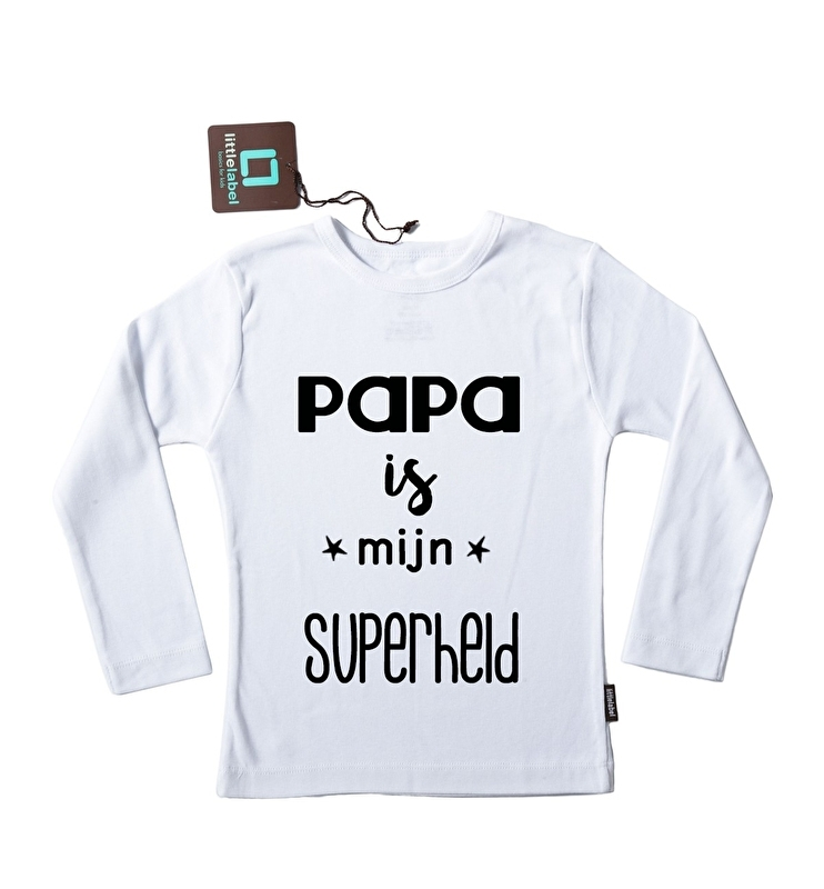 Papa is mijn Superheld