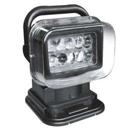 JBM Tools | Verstelbare 10 led werklamp, 50 w, zoeklicht